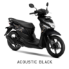 BEAT POP HONDA MATIC ACOUSTIC BLACK