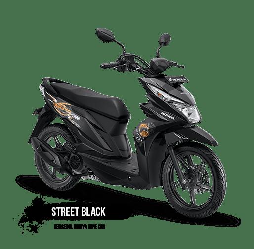 Honda Beat Street Dealer Sepeda Motor Honda Serimpi Jakarta Barat