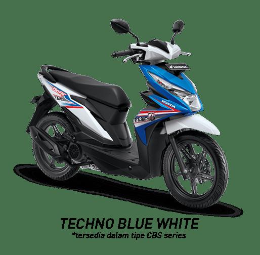 Harga Motor Honda Beat Sporty