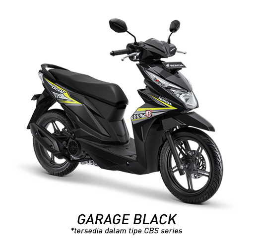 Motor Honda Beat Sporty