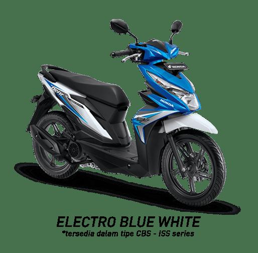Motor Honda Terbaru Beat Sporty