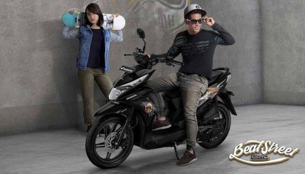 Motor Honda Terbaru Beat Street