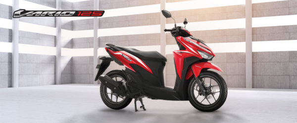 Motor Honda Terbaru Vario 125