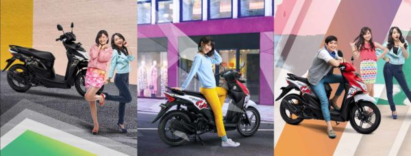 Motor Honda Terbaru beat pop
