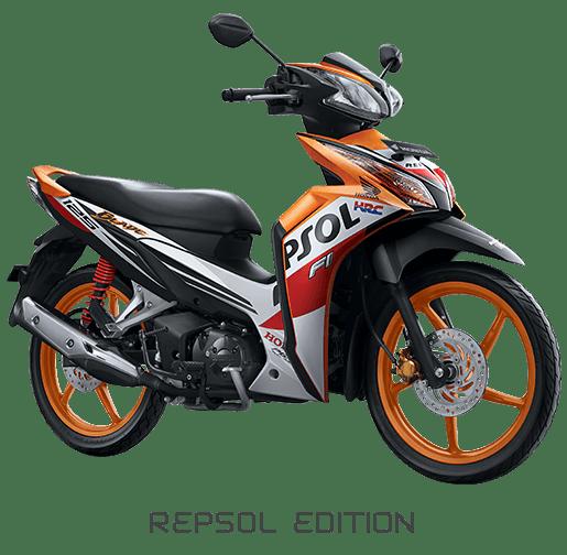 Cicilan Motor Honda BLADE