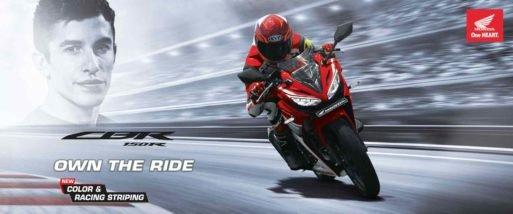 Cicilan Motor Honda CBR150R
