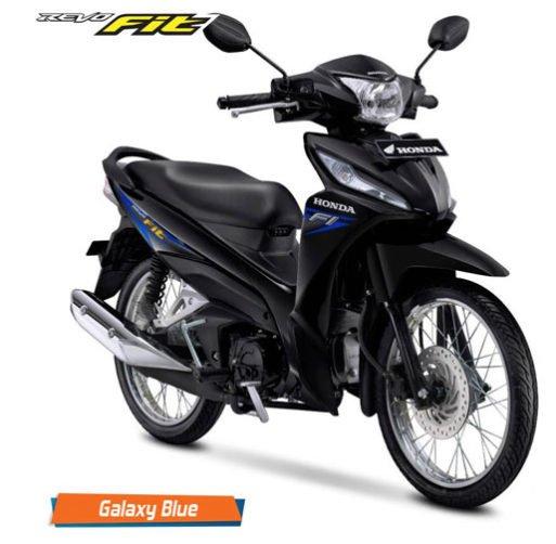 Daftar Harga Motor Honda REVO FIT