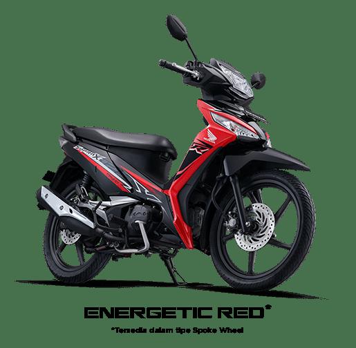 Daftar Harga Motor Honda SUPRA X 125