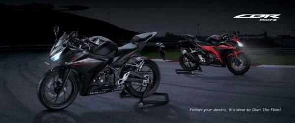Harga Motor Honda CBR150R