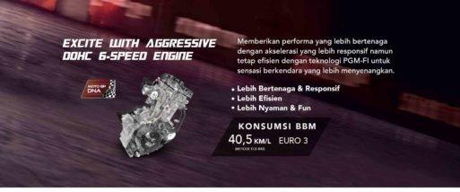Harga Motor Honda Serimpi Jakarta