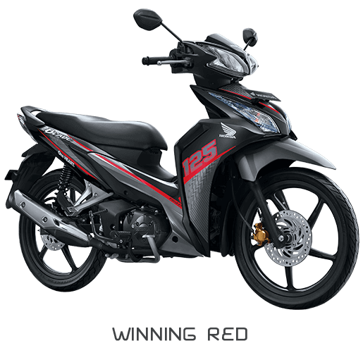 Honda Serimpi Jual Motor Honda BLADE