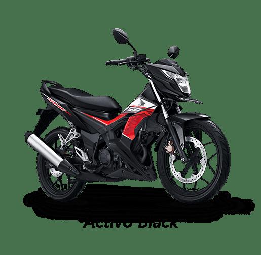 Honda Serimpi Jual Motor Honda Sonic 150