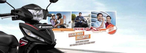 Jual Motor Honda Murah Jakarta