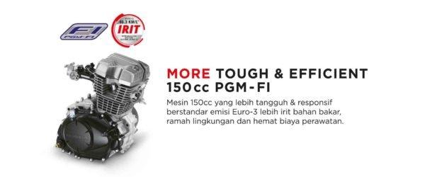 Jual Motor Honda Serimpi Jakarta Barat