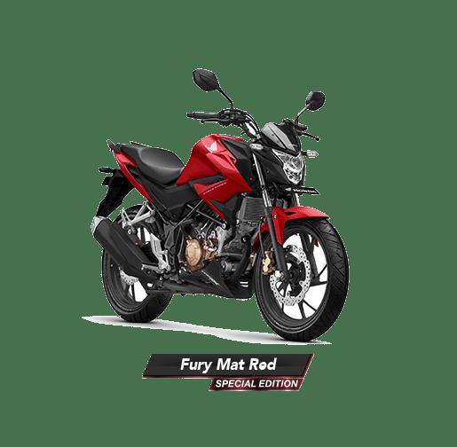 Motor Honda CB150R