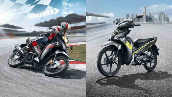 Motor Honda Terbaru BLADE