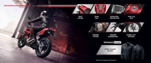 Motor Honda Terbaru CB150R