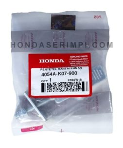 ADJUSTER R CHAIN ASSY JUAL SPARE PART MOTOR