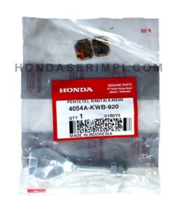 ADJUSTER R CHAIN ASSY SPARE PART MURAH