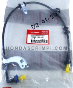 HOSE COMP FUEL FEED JUAL HONDA