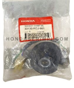 SOCKET COMP HEADLIGHT JUAL MOTOR HONDA