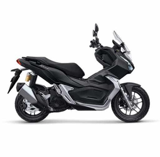 Daftar Harga Jual Motor Honda Honda ADV 150 -CBS-Tough-Matte-Black