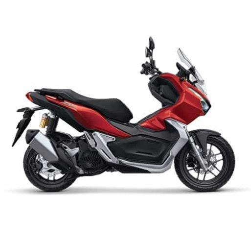 Daftar Harga Jual Motor Honda Honda ADV 150-CBS-Tough-Red